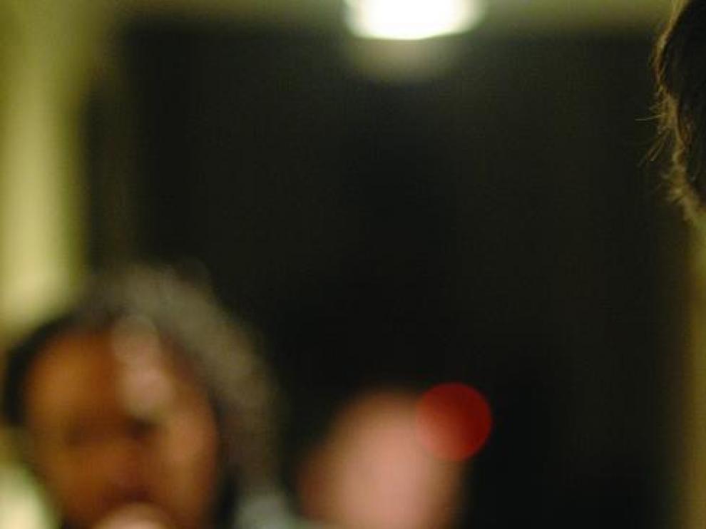 El actor español Javier Bardem, en un fotograma de 'Biutiful'.