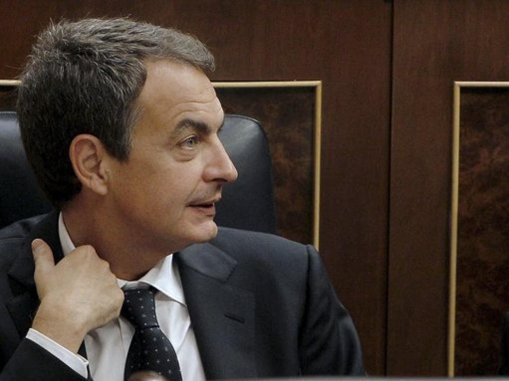Zapatero y Rubalcaba, hoy en el Congreso