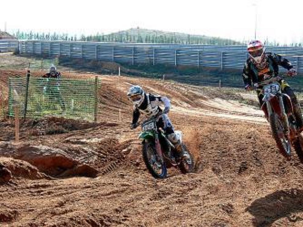 El circuito de motocross echa el telón de la campaña.