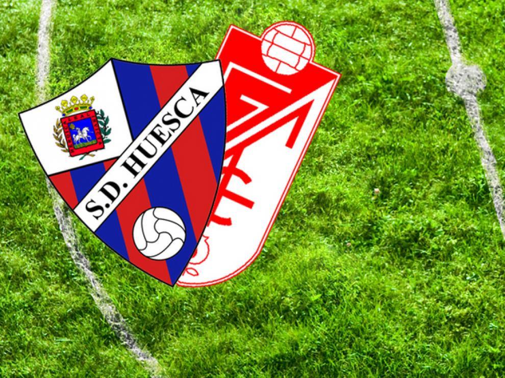 0 SD HUESCA <br>0 GRANADA FC </br>