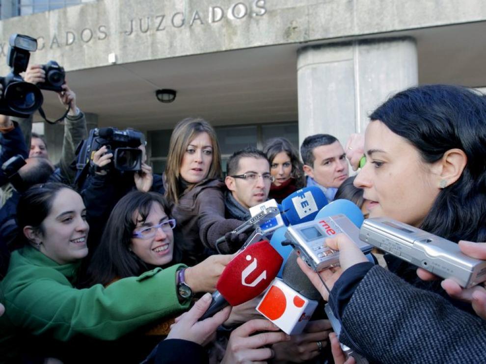 Susana Romero, portavoz de USCA.