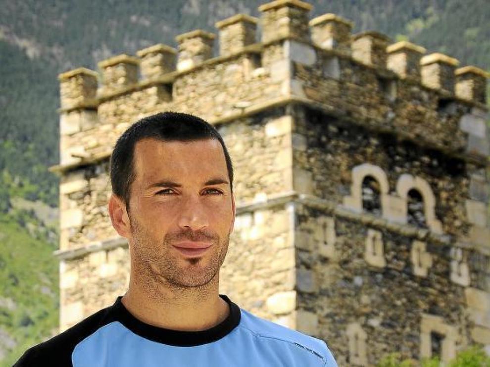 Sorribas es junto a Llorente y Esteban un deportista que combina su profesión con los estudios.