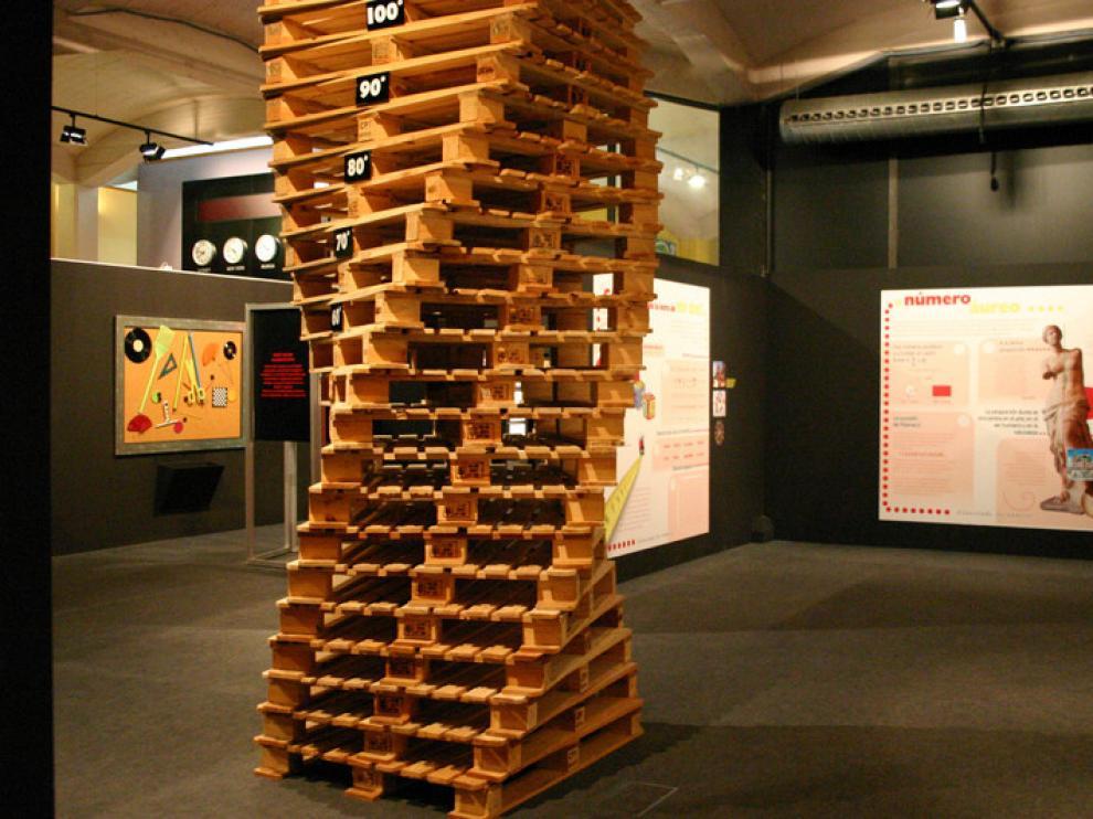 'Otra mirada a las matemáticas', en el Museo de la Ciencia y el Agua de Murcia