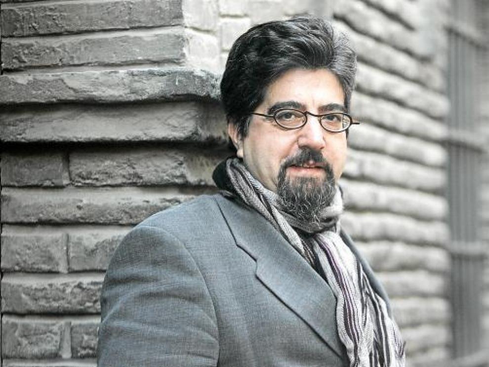 Luis García Jambrina obtuvo el premio Ciudad de Zaragoza de novela histórica en 2009.
