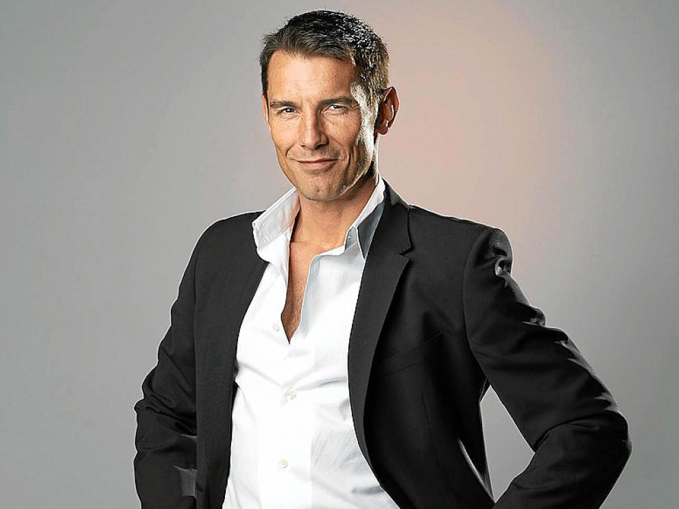 El presentador de televisión Jesús Vázquez.