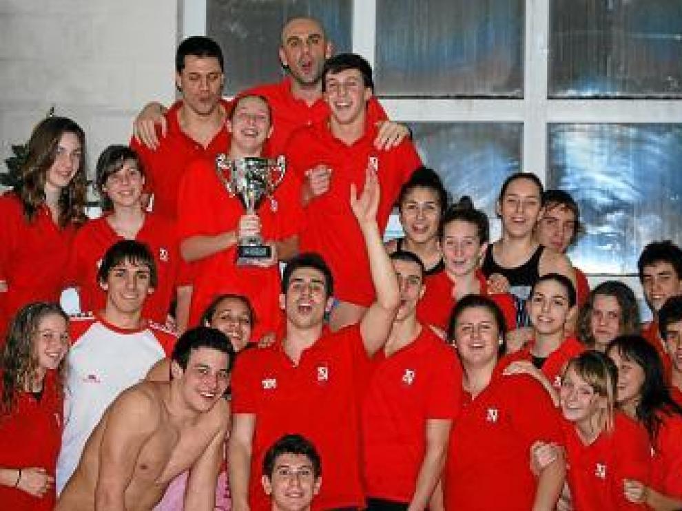 El equipo del Stadium Venecia, flamante ganador del Regional.