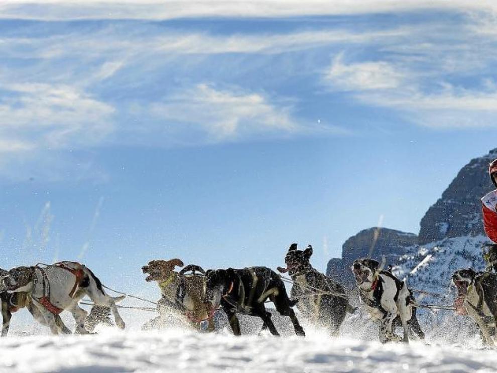 La belleza del Pirineo aragonés cautiva a los participantes de Pirena.