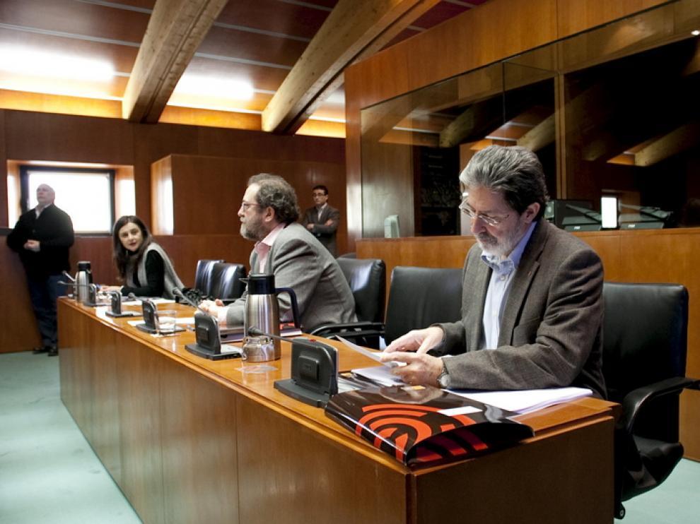 Comisión de Economía de la sCortes de Aragón