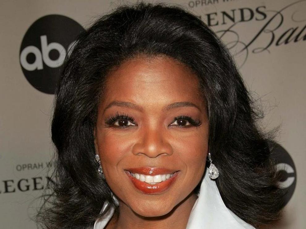 Oprah en una imagen de archivo.