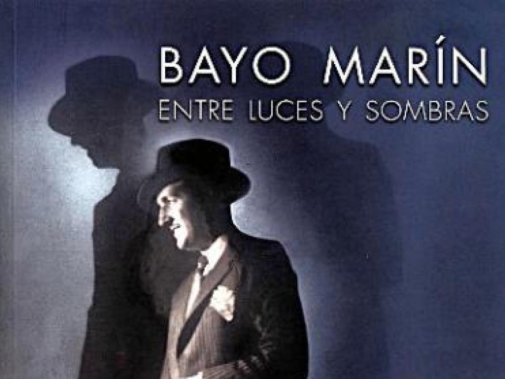Un volumen excepcional sobre el pintor y dibujante Bayo Marín