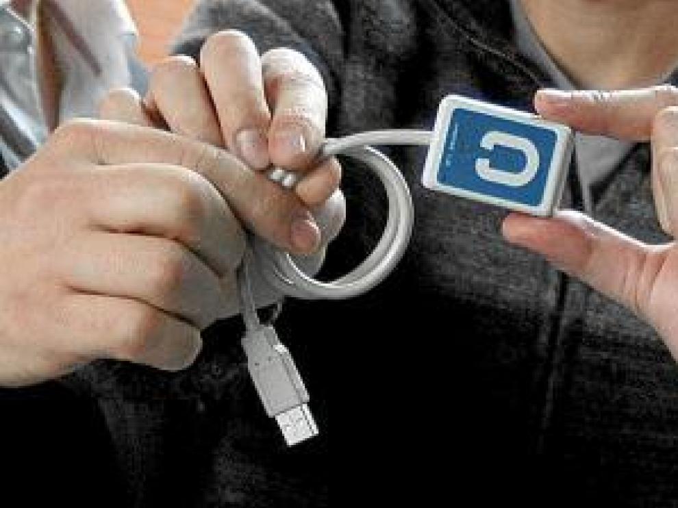 Fotografía facilitada por Deutecno que muestra el dispositivo.