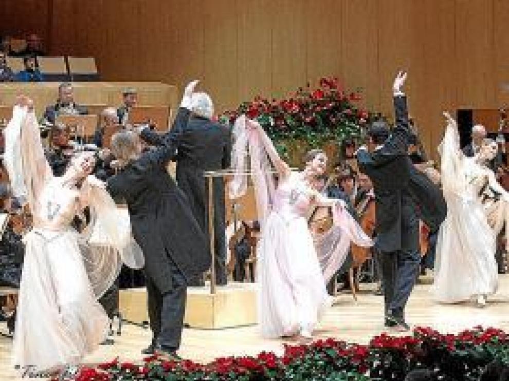La Strauss Festival Orchestra, en el Auditorio.