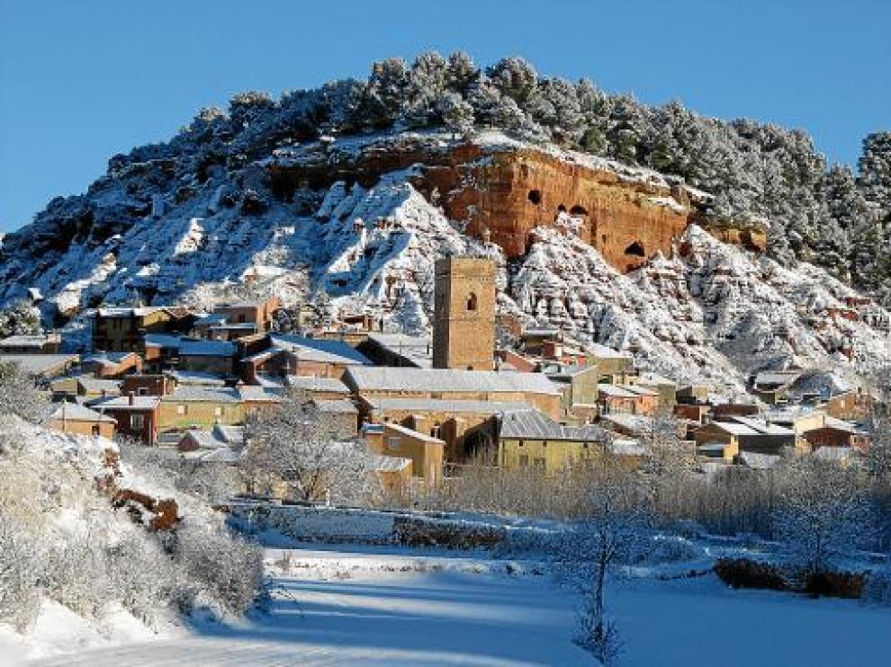 Anento se suma a la Red de Pueblos más Bonitos de España