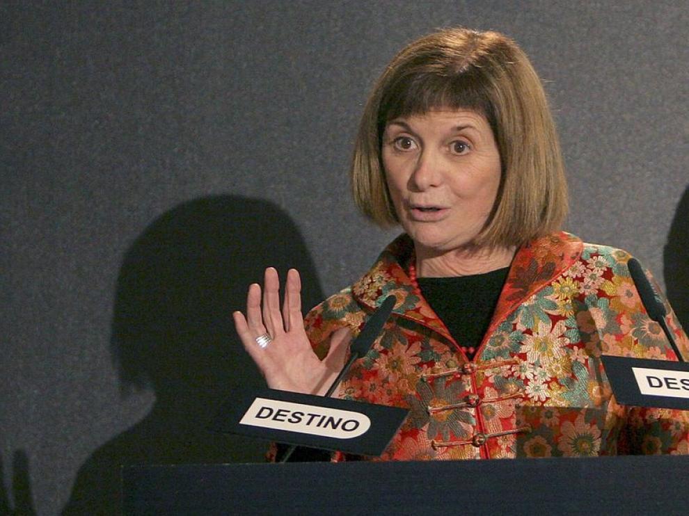 La escritora albaceteña Alicia Giménez Bartlett.