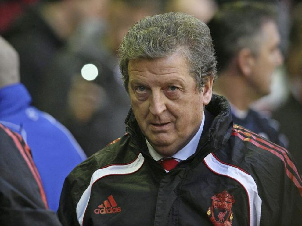 El ahora ex entrenador del Liverpool.