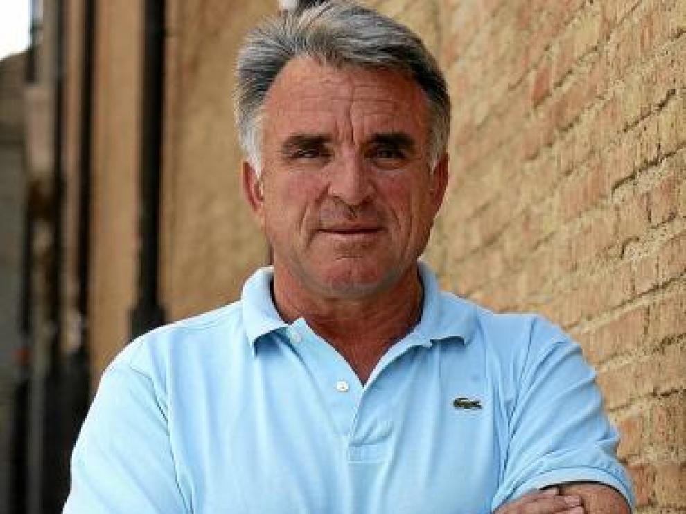 Carlos Ferrer, en una imagen de 2009.