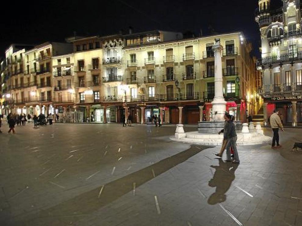 El Ayuntamiento de Teruel cambiará las luminarias de la ciudad para ahorrar energía