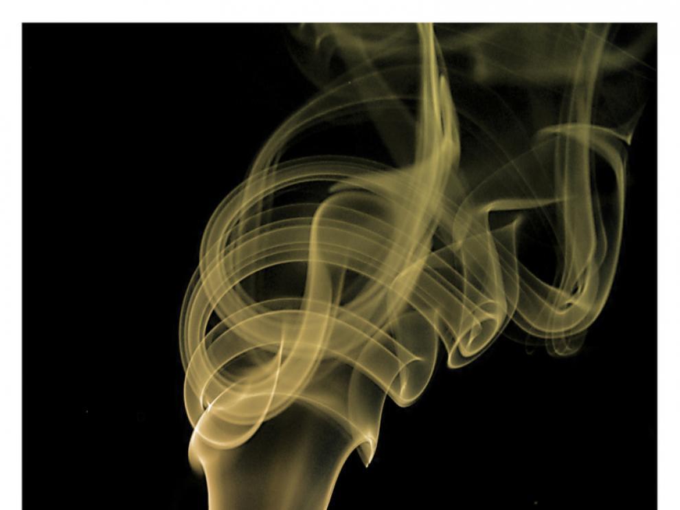 'Turbulencias con incienso', primer premio del concurso de fotografía San Alberto Magno