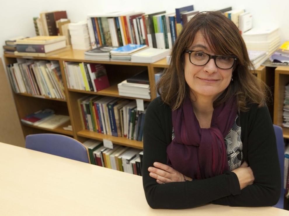 María Jesús Santesmases es investigadora en el Centro de Ciencias Humanas y Sociales del CSIC