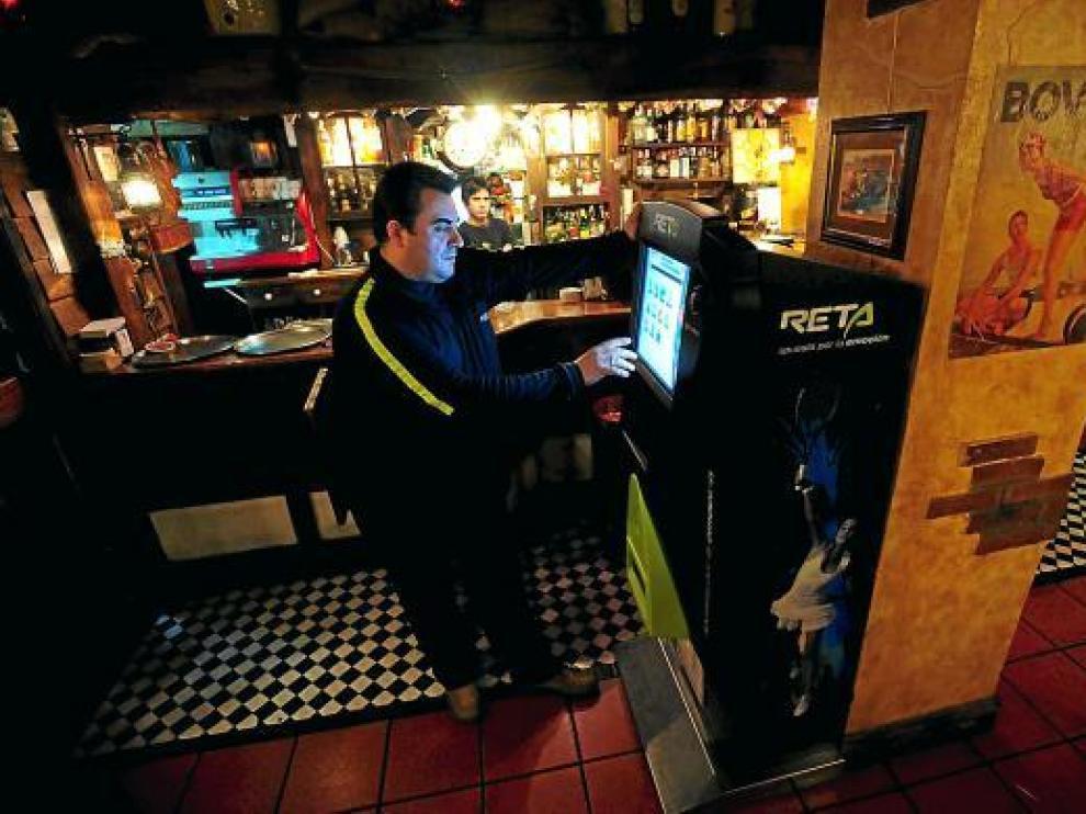 Las apuestas deportivas están permitidas en los bares vascos