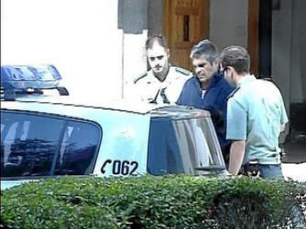 Puyó fue detenido diez días después del asesinato.