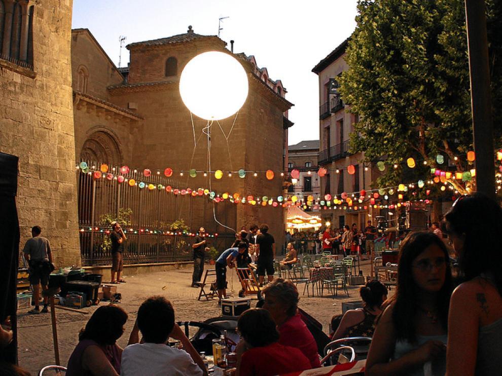 Huesca como escenario de cine para 'Que se mueran los feos' de Nacho García-Velilla, ignorada por la Academia.