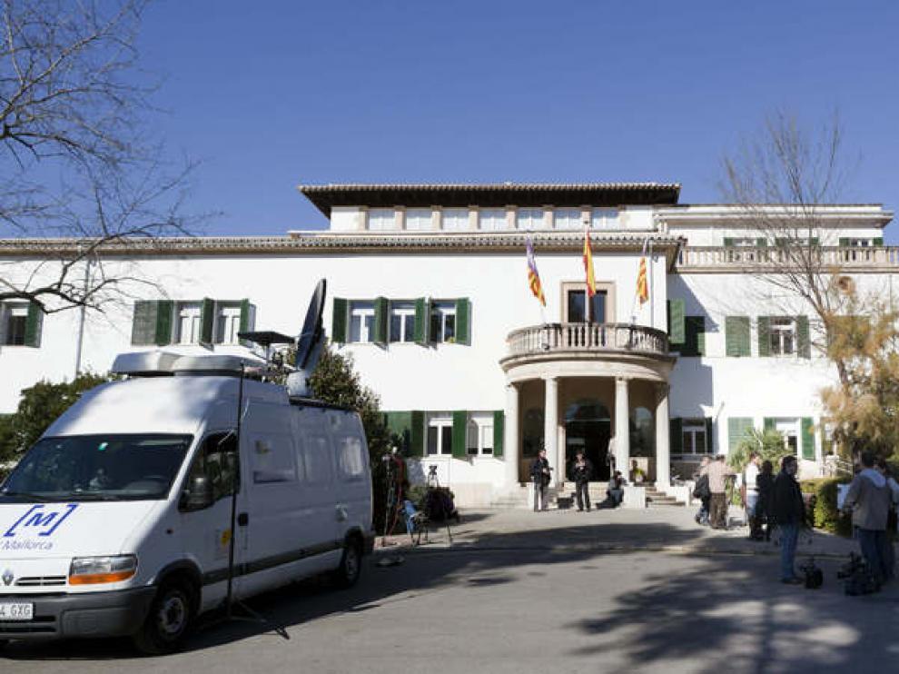 Sede de la consejería de Medio Ambiente del Consell Insular de Mallorca.