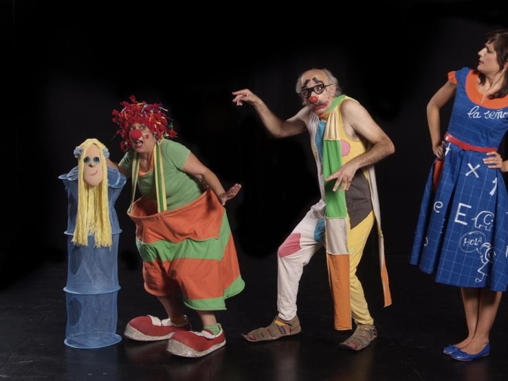 PTV Clowns, teatro para 'Enamorirse'