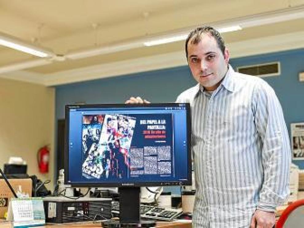 Carlos Gallego acaba de lanzar una revista digital.