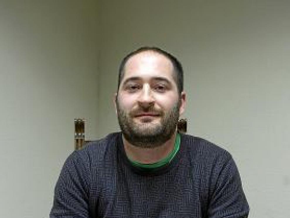David Avedaño, desempleado de 26 años.