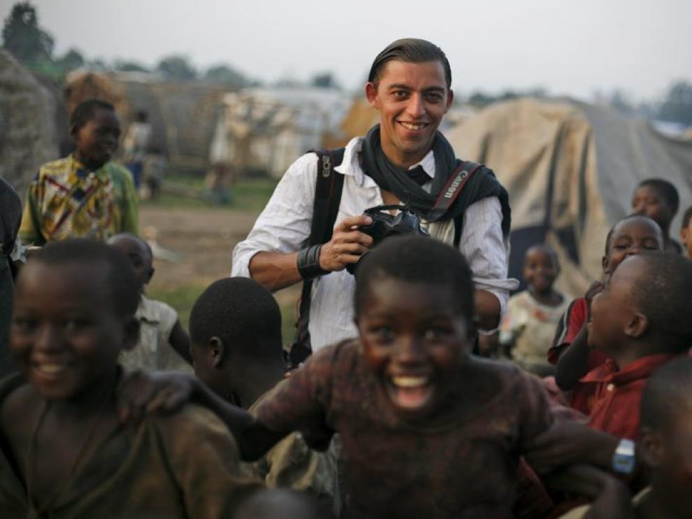 Dolega, en la República Democrática del Congo, en 2008.