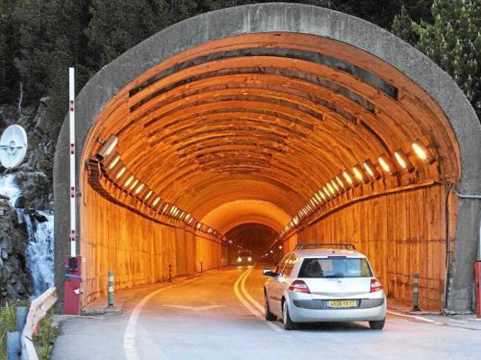 El túnel de Bielsa.