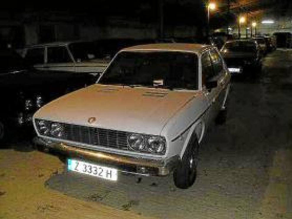 Seat 128. Este coche, matriculado en 1977, fue comprado por 2.250 euros