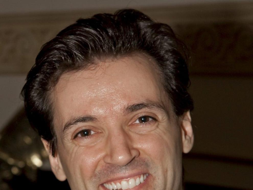 El bailarín y coreógrafo Ángel Corella