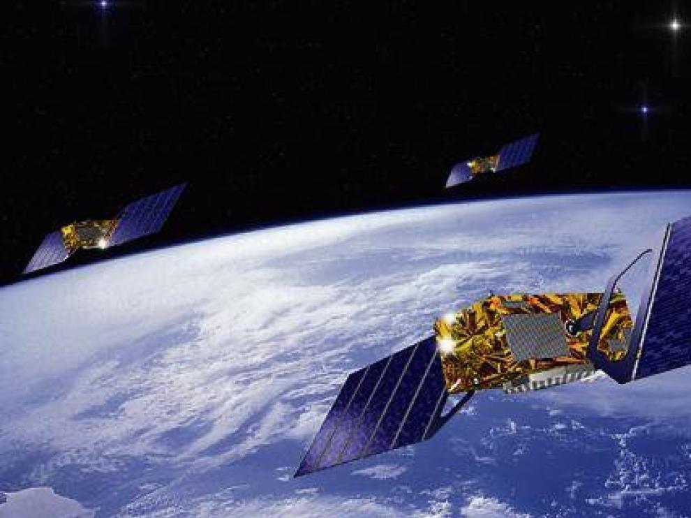El proyecto contará con múltiples satélites.