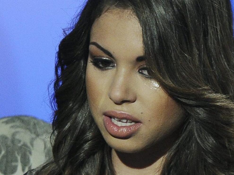 La joven marroquí Karima El Mahroug, conocida como Ruby R.