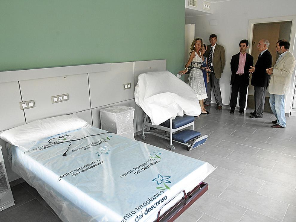 Imagen de archivo de la nueva residencia