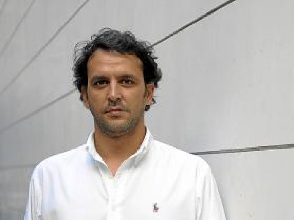 Josué Morales, decano del colegio de Bellas Artes.