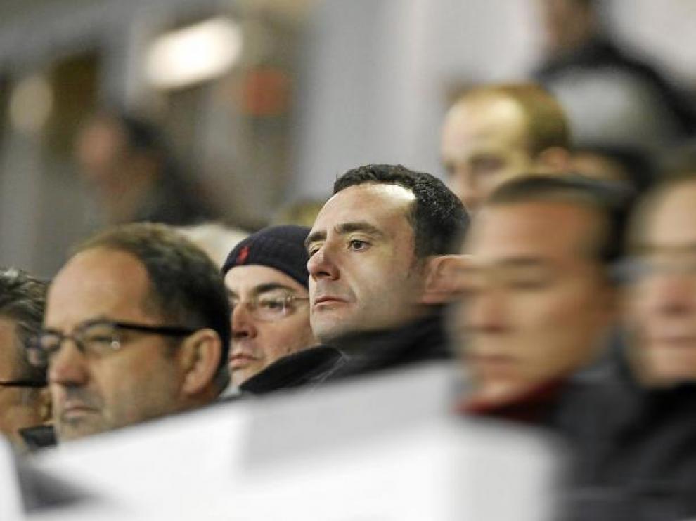 Agapito Iglesias, Paco Checa, Javier Porquera y Antonio Prieto
