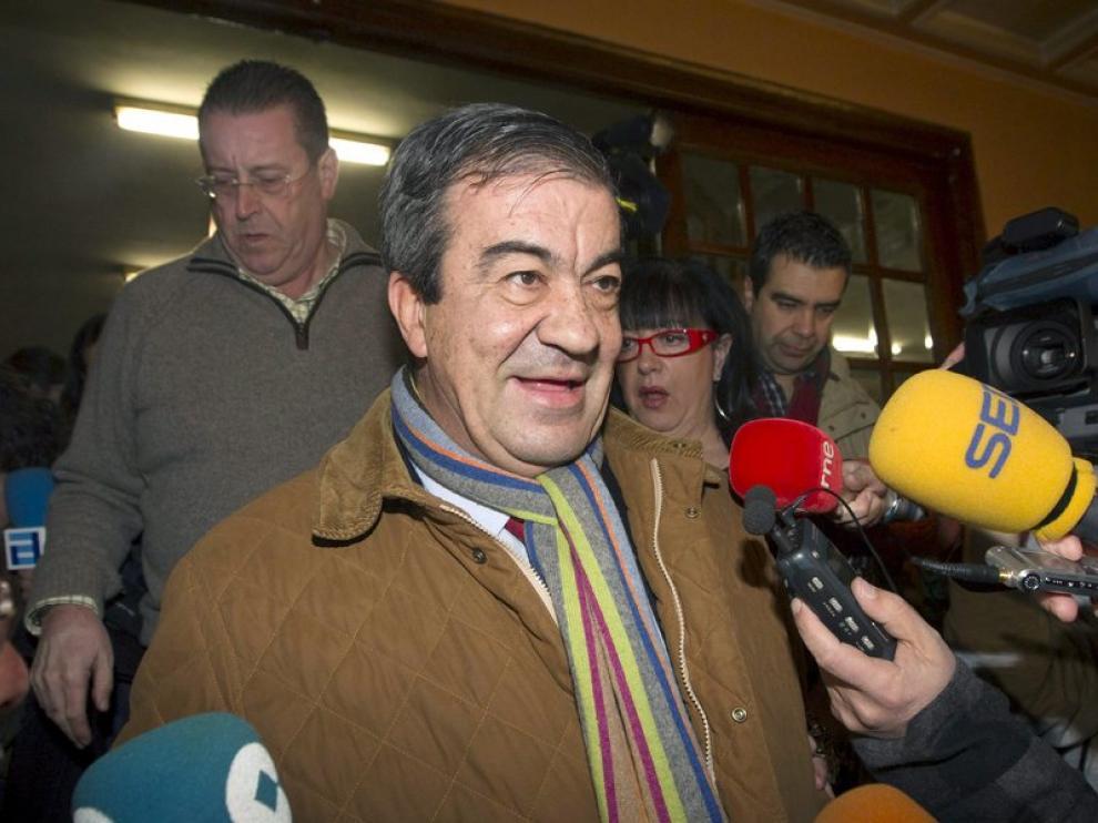 Francisco Álvarez Cascos.