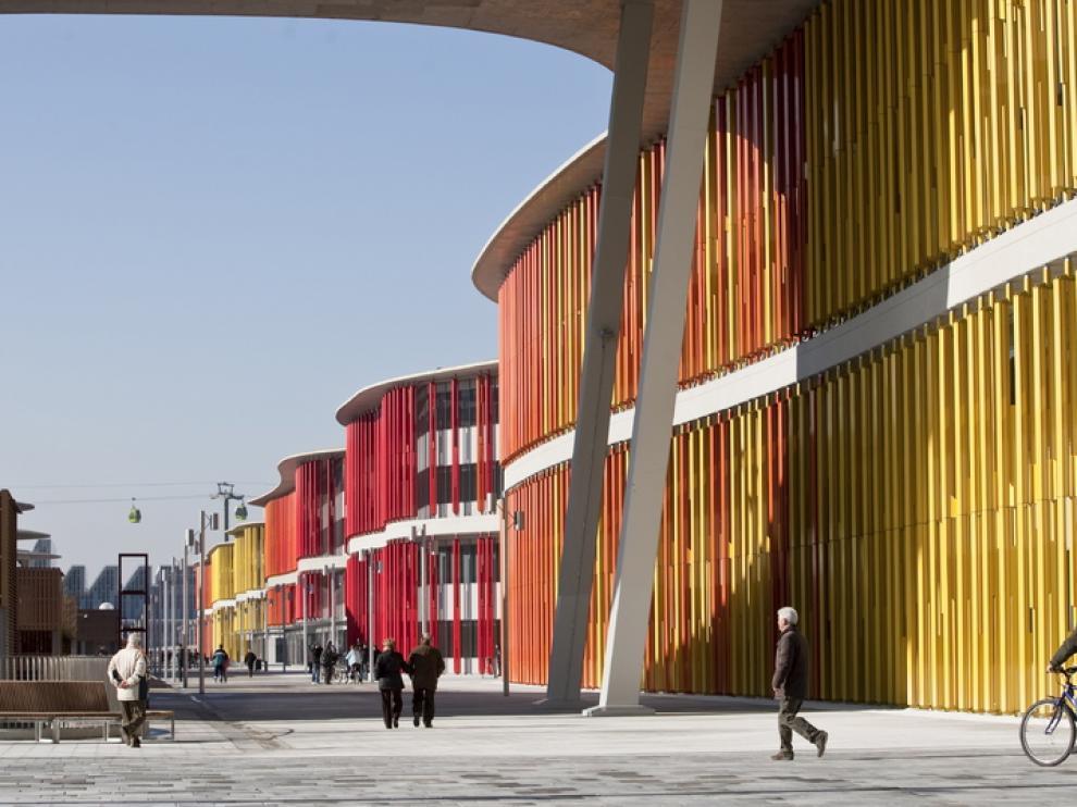 Imagen de archivo de Expo Zaragoza Empresarial.