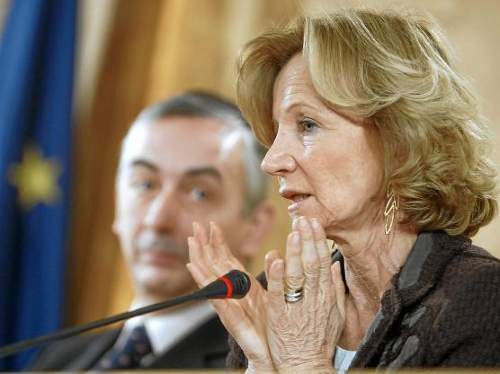 El ministerio de Economía de Elena Salgado autorizó estas cesiones