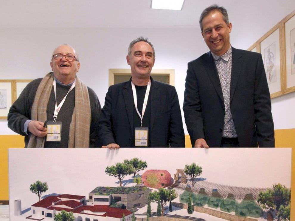 Proyecto de El Bulli Fundation
