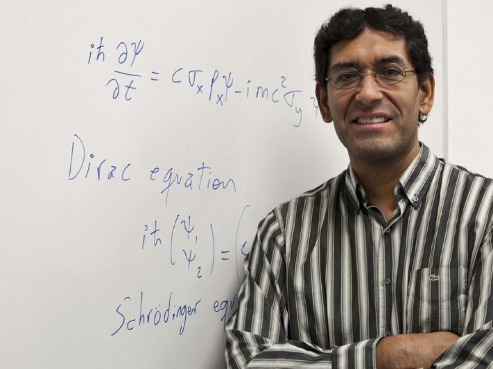 El investigador peruano Enrique Solano está especializado en simulación cuántica