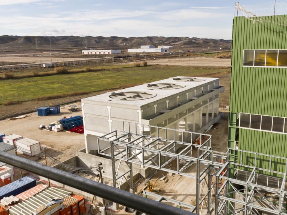 La planta de El burgo de Ebro estará operativa en septiembre