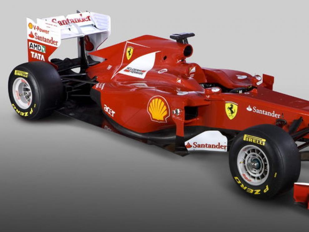 Nuevo Ferrari F150