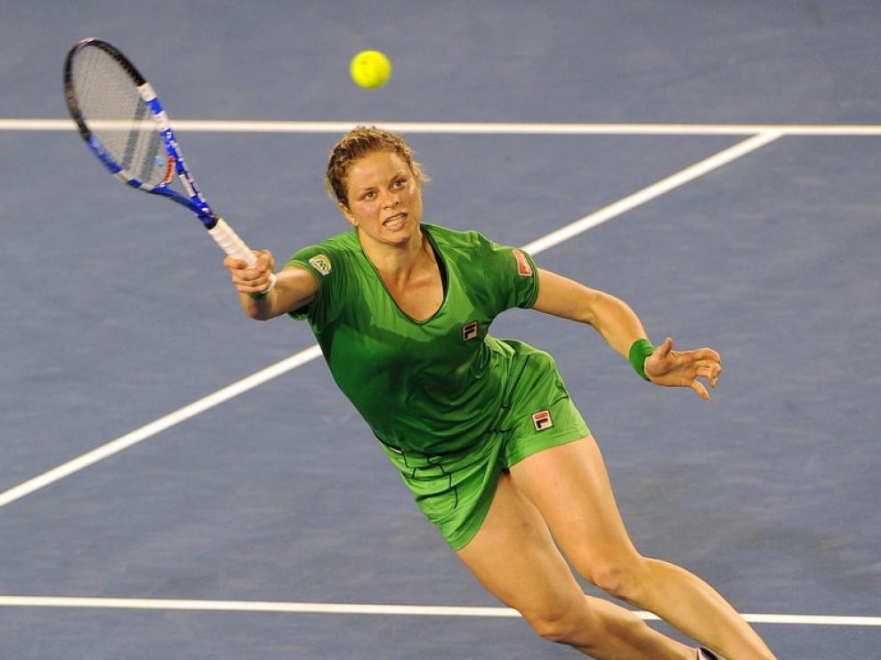 Clijsters vence en Melbourne