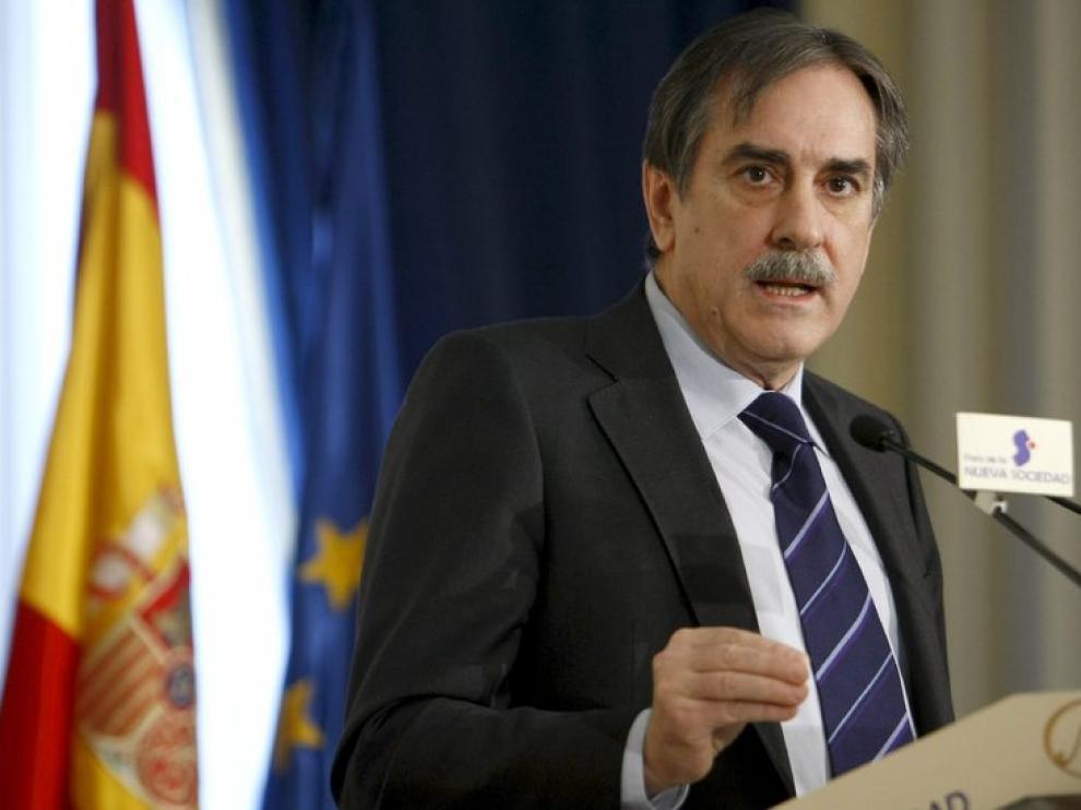 El socialista Valeriano Gómez