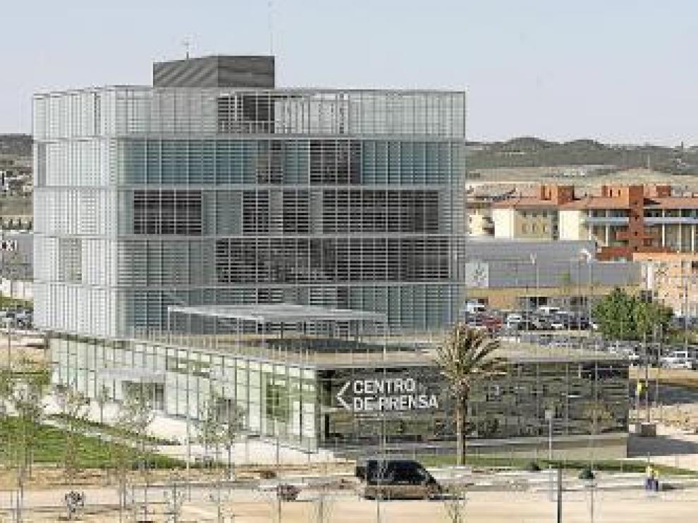 La empresa investigada fue adjudicataria del edificio de oficinas.