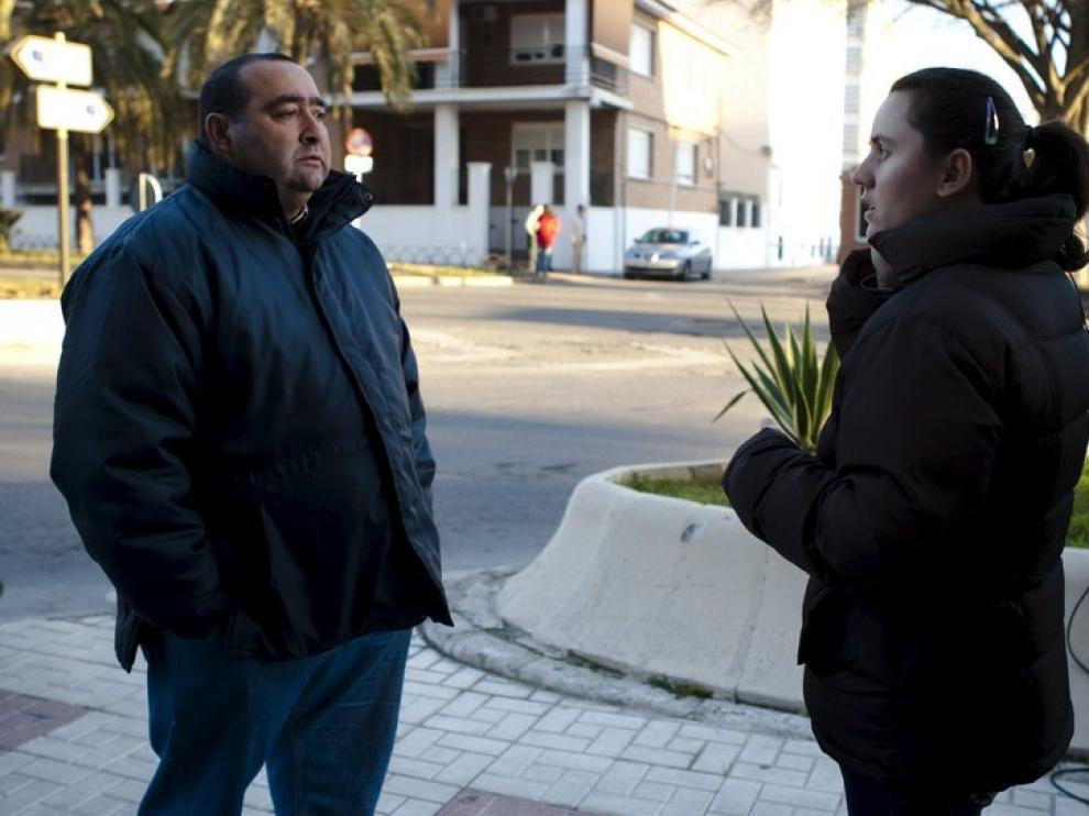 Los padres de la niña de 13 años asesinada en Arriate